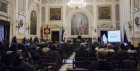 Primavera Università di Sassari, aula Magna 21 marzo 2016