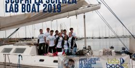 Lab boat 2019_Navigare con la scienza