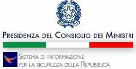 Logo Consiglio dei Ministri - DIS