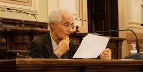 Il filologo Luciano Canfora per la rassegna UnissCult_Università di Sassari