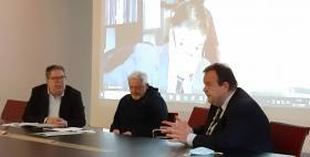 Il Rettore Mariotti incontra i vertici dell'Ersu