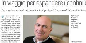 Massimo Carpinelli e Luciano Gutierrez sul Sle 24 Ore (Eventi)