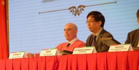 Massimo Carpinelli alla settimana Italia-Cina sul scienza, tecnologia e innovazione