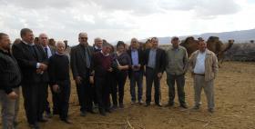 Medicina veterinaria Uniss in Tunisia_foto di gruppo