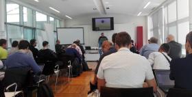 Meeting di avvio del progetto FitOptiVis_Cagliari 23 ottobre 2018