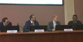 Conferenza stampa Lorenzo Fioramonti