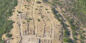 Il sito archelogico di Monte Sirai