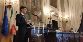 Andrea Morittu miglior laureato Uniss a.a. 2018/2019