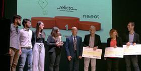 """""""Relicta"""" vince la Start Cup Sardegna 2017"""