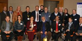 Il board dell'associazione OMEDRH