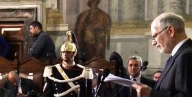 Alessandro Pajno, Presidente del Consiglio di Stato_Foto dal sito del Consiglio di Stato