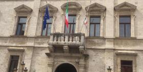 Palazzo Ducale, sede del Comune di Sassari