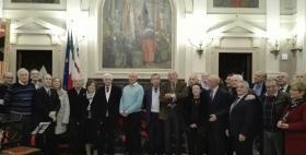 Il personale collocato a riposo nel 2017 assieme al Rettore, al Prorettore e al Direttore generale