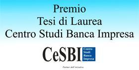 Premio di laurea CeSBI