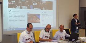 Conferenza stampa di presentazione del I Contamination Lab dell'Università di Sassari