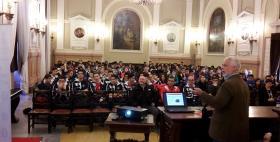 Presentazione del progetto di ricerca dell'Università di Sassari Movimento e analisi antropometrica nella popolazione giovanile