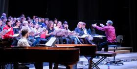 Carmina Burana_prove del coro