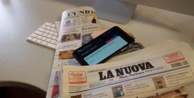 Rassegna stampa di ateneo, quotidiani e smartphone
