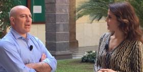 Massimo Carpinelli e Barbara Capponi