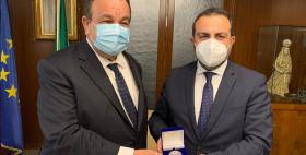 Gavino Mariotti e Michele Pais
