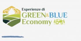 Green & Blue Economy Logo