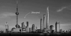 Skyline di Shanghai dal sito stageincina.it