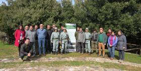 """Avvio del progetto """"Sostenibilità Ambientale e Socio-economica delle utilizzazioni forestali nei cedui del Marganai"""""""
