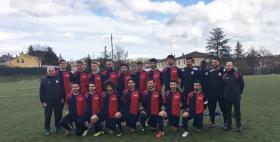 Squadra di calcio del Cus Sassari