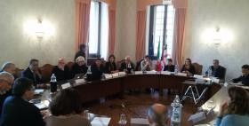 Un quartetto per il dialogo nazionale tunisino, Cagliari 29 gennaio 2016