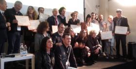I vincitori del Fri Start Cup cooperation summit_Sassari
