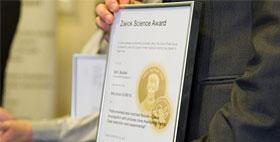 Zwick Science Award