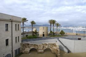 Vista del Dipartimento di Architettura, Design e Urbanistica