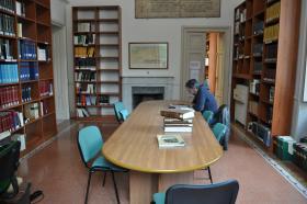 Foto Biblioteca Storia