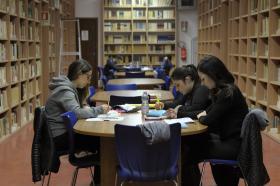Biblioteca scienze giuridiche