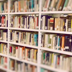 particolare libri