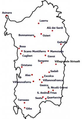 Cartina accessioni pomodoro