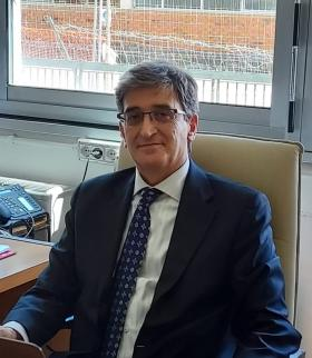 Foto professor Ciriaco Carru