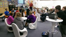 Summer school - Innovative learning spaces
