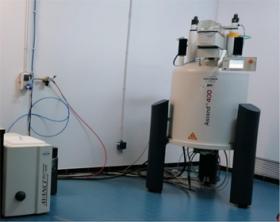 Spettrometro NMR Bruker