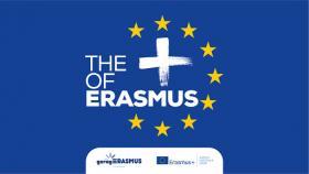 the plus of erasmus