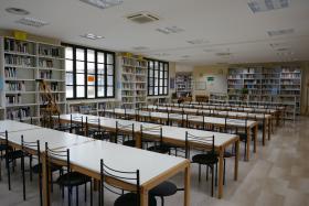 Foto Biblioteca Pigliaru