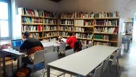 Foto Biblioteca Architettura