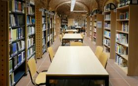 Foto biblioteca conor