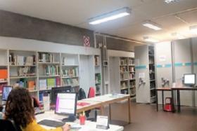 Foto Biblioteca Agraria