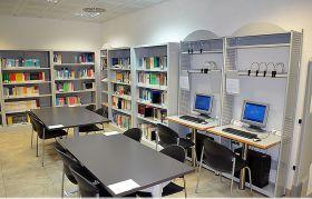 Foto Biblioteca Pigliaru Sede Olbia