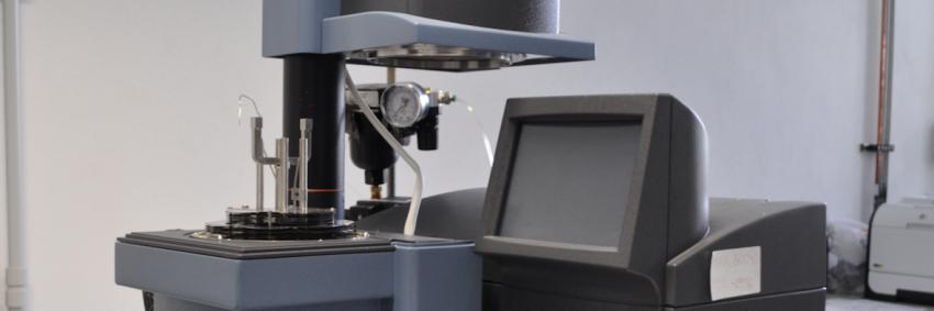 DMA - Analizzatore Dinamico Meccanico Q800