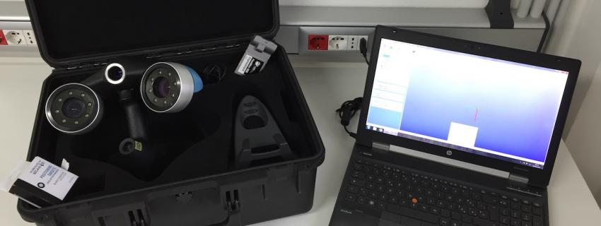 foto Scanner VIUscan - HandySCAN 3D