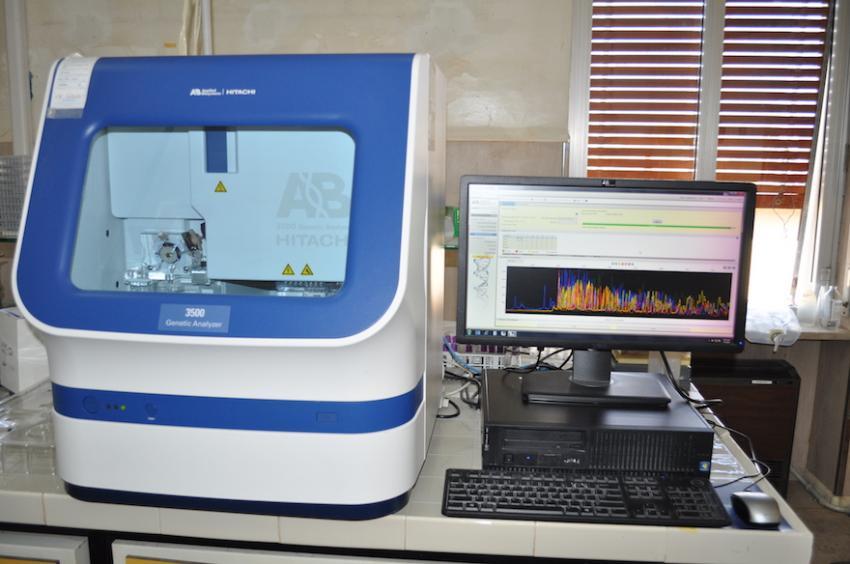 3500 genetic analyzer