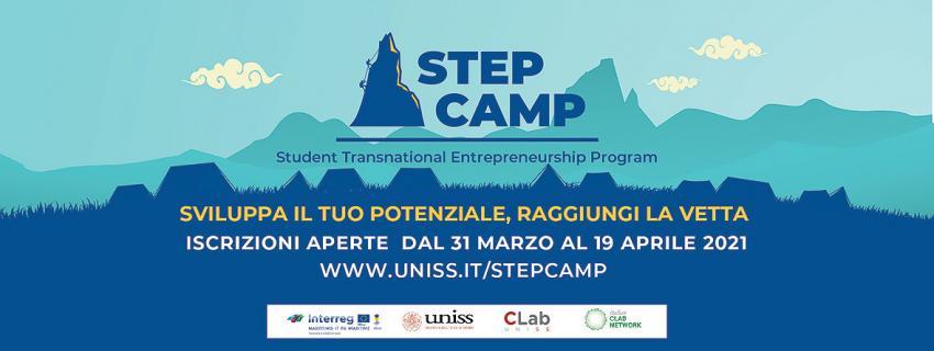Immagine locandina stepCamp