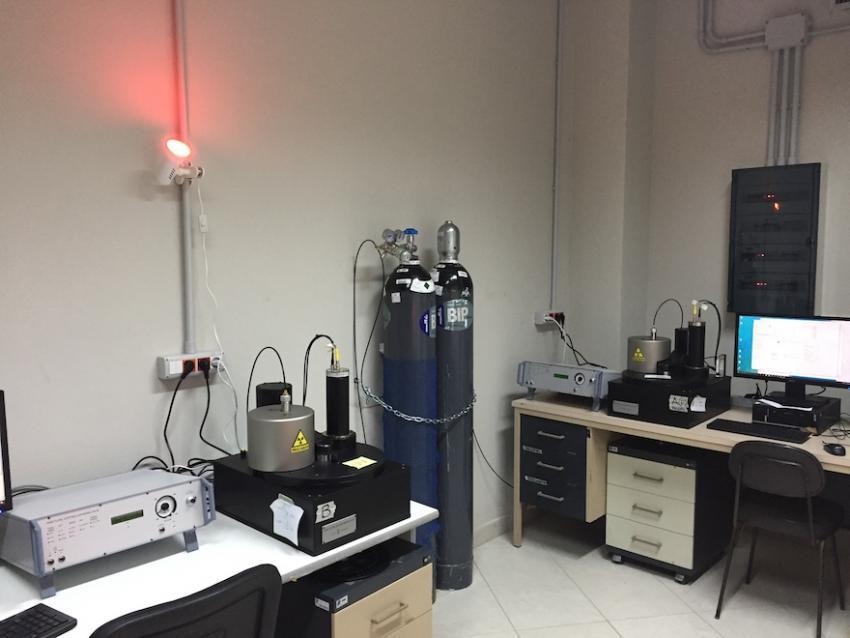 OSL (Optically stimulated Luminescence) e post-IR IRSL (Infra Red stimulated Luminescence)
